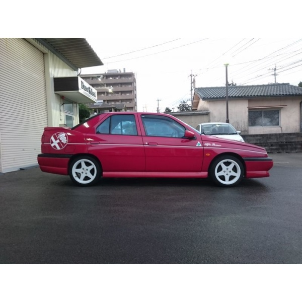画像3: アルファロメオ  155 V6 リミテッドバージョン